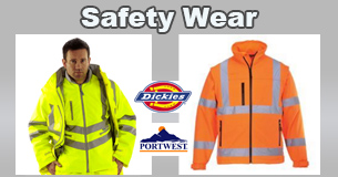work wear and corporate embroidered items