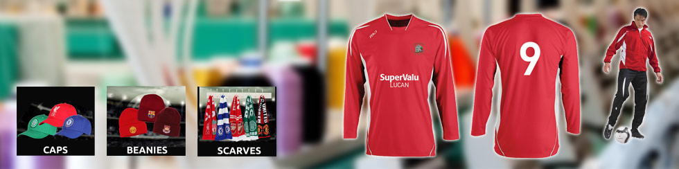 TheLogoShop.ie - Team Wear and Sports Kits